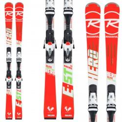 Ski Rossignol Hero Elite ST Racing + fixations Spx 12 Rockerflex
