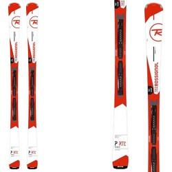 Ski Rossignol Pursuit Rtl (Fluid) + fixations Nx 12 fluid B80