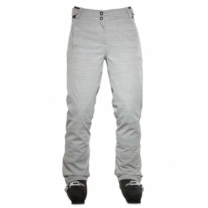 Pantalone sci Rossignol Sunrise Oxford Donna grigio