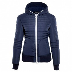 Ski down jacket Rossignol Cyrus Light Woman navy