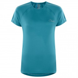 T-shirt running Dare 2b Reform Donna turchese