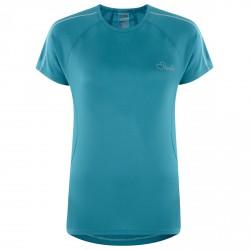 T-shirt running Dare 2b Reform Femme turquoise