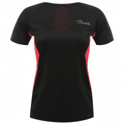 T-shirt running Dare 2b Reform Donna nero