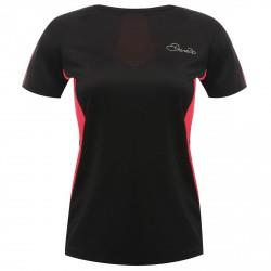T-shirt running Dare 2b Reform Femme noir