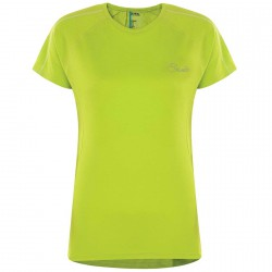 T-shirt running Dare 2b Reform Femme lime