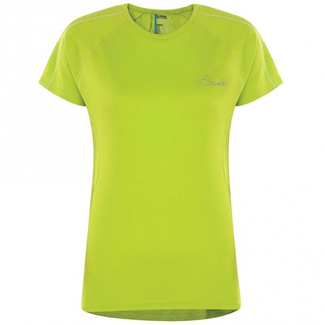 T-shirt running Dare 2b Reform Donna lime