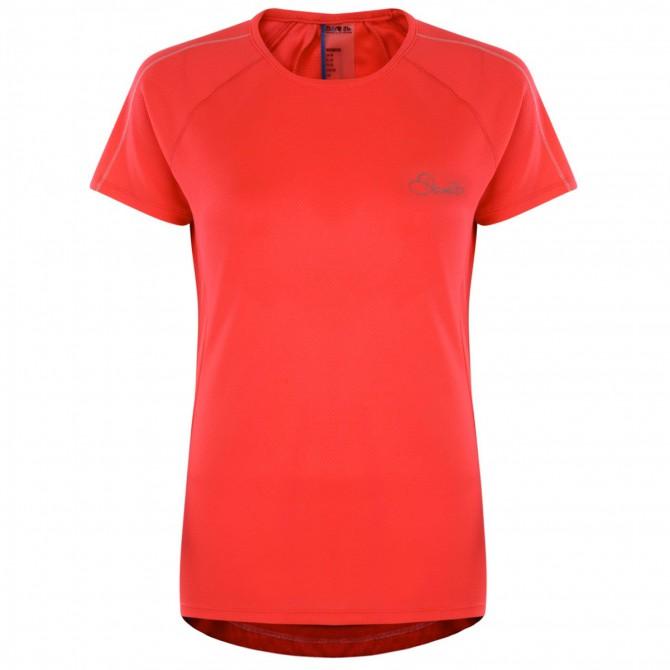 T-shirt running Dare 2b Reform Donna fucsia
