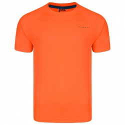 T-shirt running Dare 2b Endgame Man orange