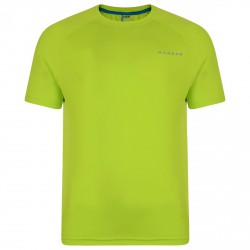T-shirt running Dare 2b Endgame Hombre lime
