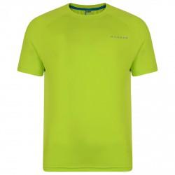 T-shirt running Dare 2b Endgame Homme lime