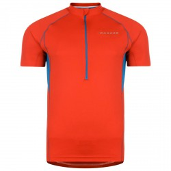 T-shirt running Dare 2b Jeopardy Homme rouge
