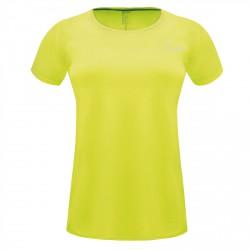 T-shirt running Dare 2b Impulse Woman yellow