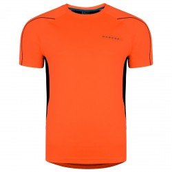 T-shirt running Dare 2b Exploit Homme orange