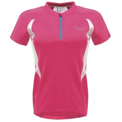 T-shirt running Dare 2b Configure Femme fuchsia