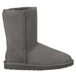 Boots Ugg Classic Short Woman grey