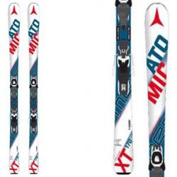 Ski Atomic F6 Performer Xt Fibre + bindings E Lithium 10