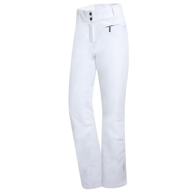Pantalone sci Zero Rh+ Logic bianco Donna