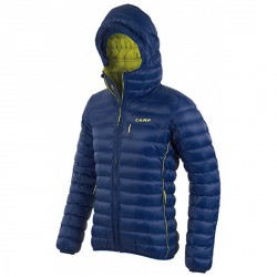 Doudoune alpinisme C.A.M.P. Ed Protection Homme bleu