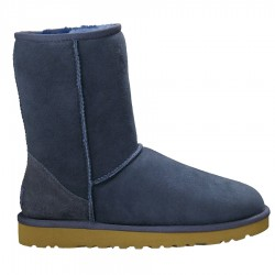 boots Ugg Classic Short blue woman