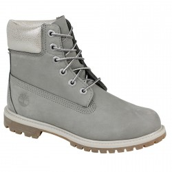 Boots Timberland 6 inch Premium Woman grey
