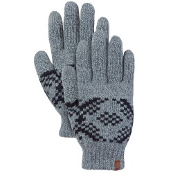 Guantes Timberland Fair Isle Hombre