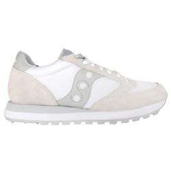 Sneakers Saucony Jazz Original Mujer blanco-gris