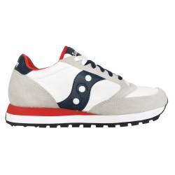 Sneakers Saucony Jazz Original Homme blanc-bleu