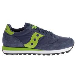 Sneakers Saucony Jazz Original Hombre navy-verde
