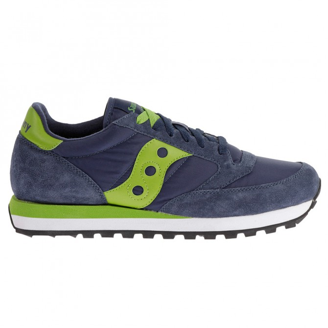 Sneakers Saucony Jazz Original Uomo navy-verde