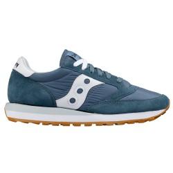 Sneakers Saucony Jazz Original Hombre azul-blanco