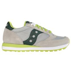 Sneakers Saucony Jazz Original Hombre gris-verde-lime