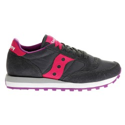 Sneakers Saucony Jazz Original Woman anthracite-fuchsia