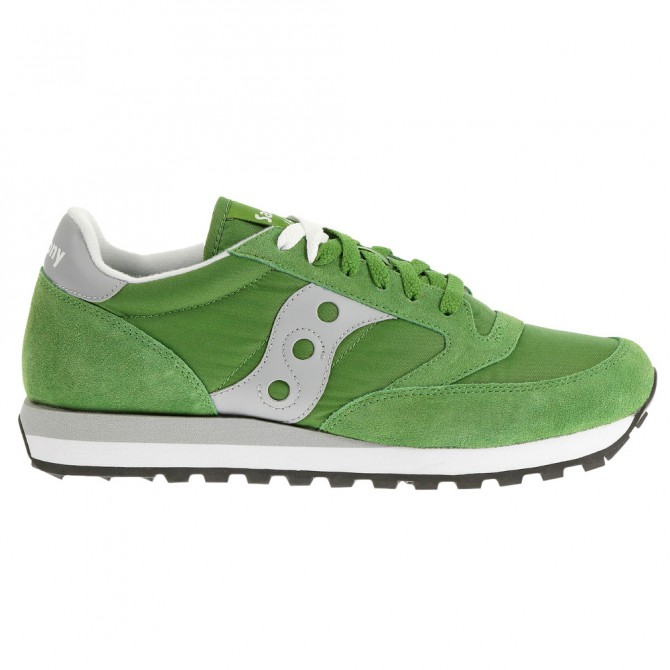 Sneakers Saucony Jazz Original Femme vert-gris