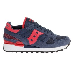 Sneakers Saucony Shadow Donna navy-rosa