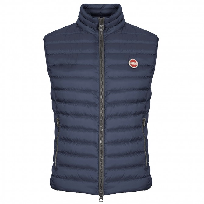 Gilet Colmar Originals Superlight Uomo blu