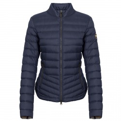 Down jacket Colmar Originals Biker Woman blue