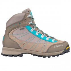 Trekking shoes Tecnica Makalu III Gtx Woman grey