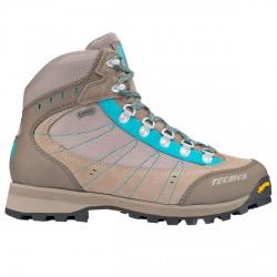 Zapatos trekking Tecnica Makalu III Gtx Mujer gris
