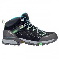 Zapatos trekking Tecnica T-Cross Mid FW Gtx Hombre negro