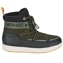 Après-ski Moon Boot Neil Man green