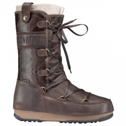 Après ski Moon Boot W.E. Monaco Mix Woman brown