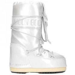 Doposci Moon Boot Vinile Donna bianco