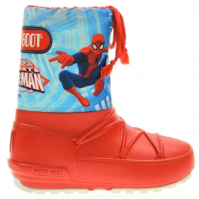 Doposci Moon Boot Spiderman Junior