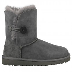 bottes Ugg Bailey Button gris Girl (22-29)