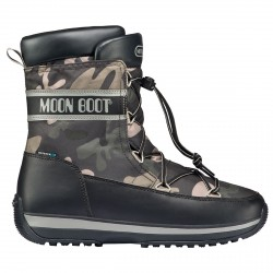 Après-ski Moon Boot Lem Man camouflage