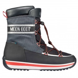 Après-ski Moon Boot Lem Hombre negro-gris