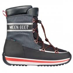 Après-ski Moon Boot Lem Man black-grey