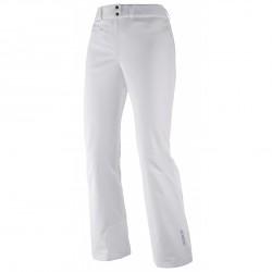 Pantalones esquí Degré 7 Durier Mujer blanco