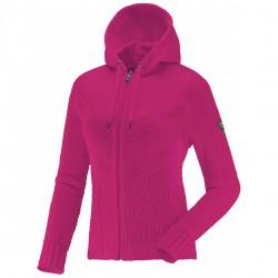Ski sweater Degré 7 Gramusset Woman fuchsia