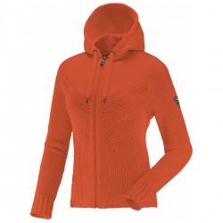 Ski sweater Degré 7 Gramusset Woman orange